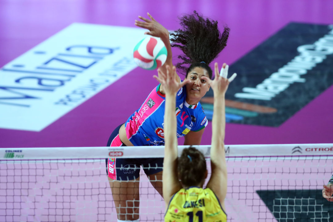 Novara's Celeste Plak Renews Contract For 2018-19 Season