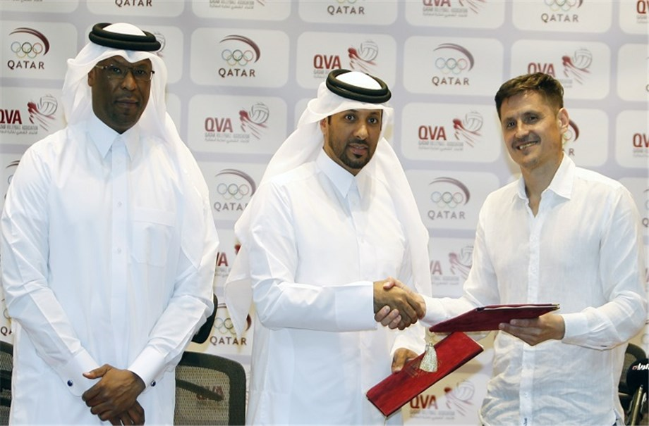 Camilo Soto Takes Over as Head Coach for Qatar