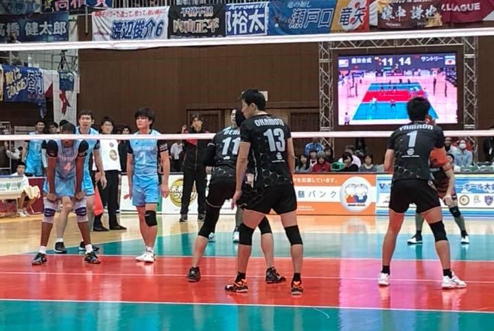 Japan Men: Panasonic pushed to 5 by Sakai