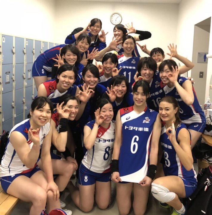Japan Women: Hisamitsu beats JT Marvelous, still perfect