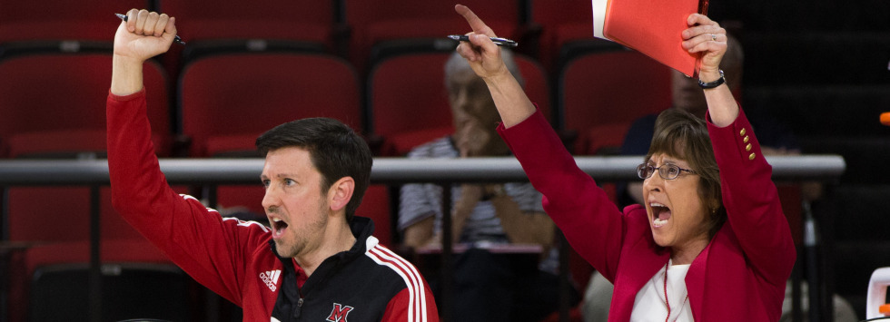 Chuck Rey Announced As New Winthrop Head Coach