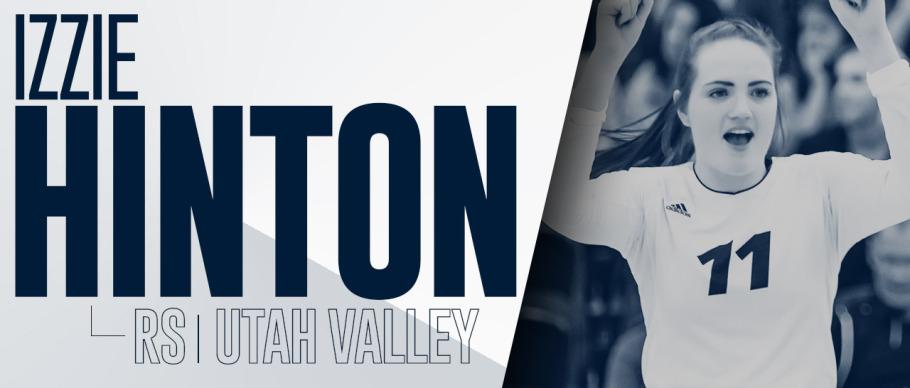 Utah State Picks Up Mid-Year Transfer In Utah Valley's Izzie Hinton