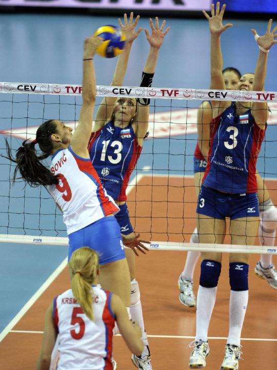 Modena Parts Ways With 2-Time Serbian Olympian Jovana Vesovic