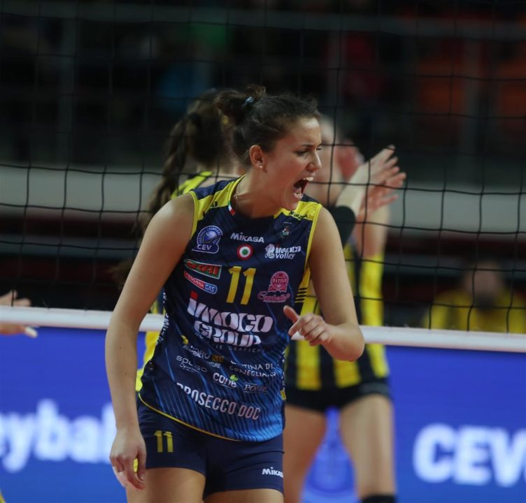 Imoco Fights 0-2 Deficit To Win In Five Over Fenerbahce