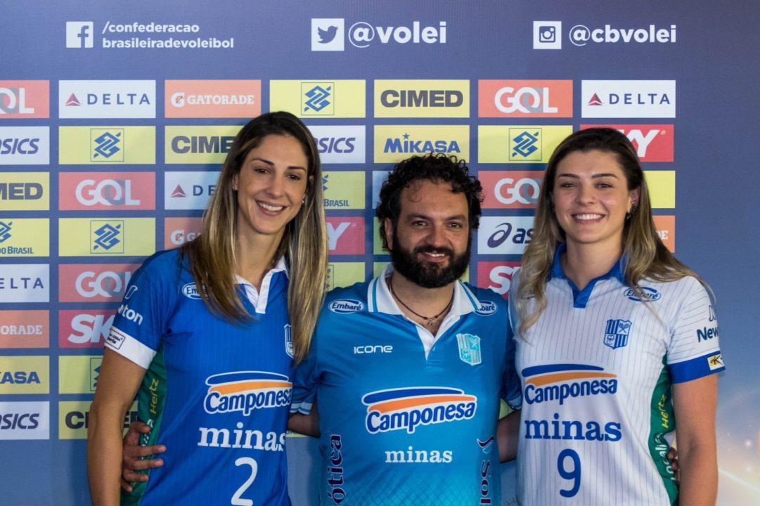 (BRA) Camponesa/Minas Nets 5th Straight 3-0 Win – SL Round 16 Recap