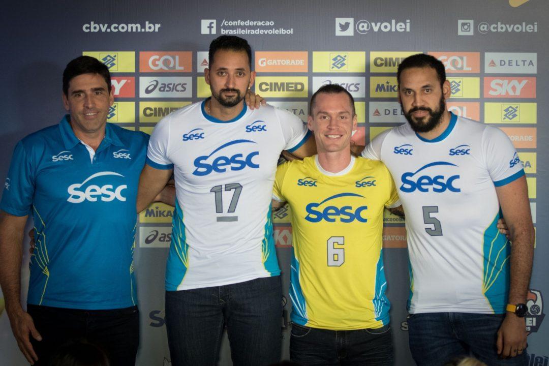 SESC/RJ Shocks SADA/Cruzeiro With Epic 3-2 Win – SL Round 13 Recap