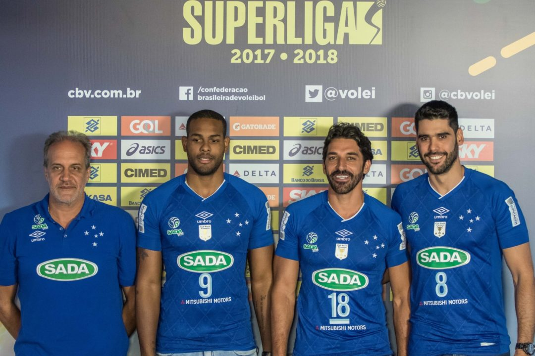 Cruzeiro Wins 3-2 War Against Sesi In Game 1 Of Superliga Finals