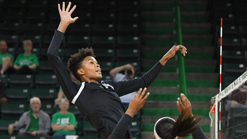 Marshall's 2017 Blocks Leader Addisyn Rowe No Longer on Roster