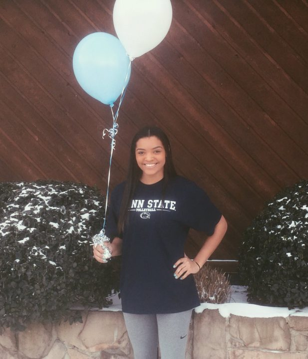 2018 MB/OH Allyson Cathey Commits to Penn State