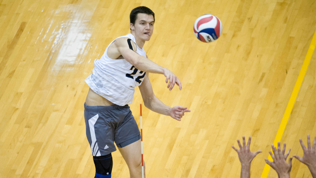 2018 Men's VolleyMob All-America Third Team + HM: Tanner Syftestad Leads the Way