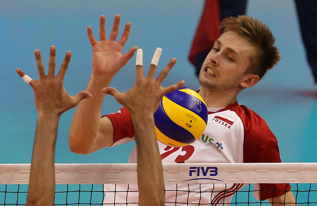 VNL Week 1 Table-Toppers Poland Make 5 Changes for Week 2 Roster