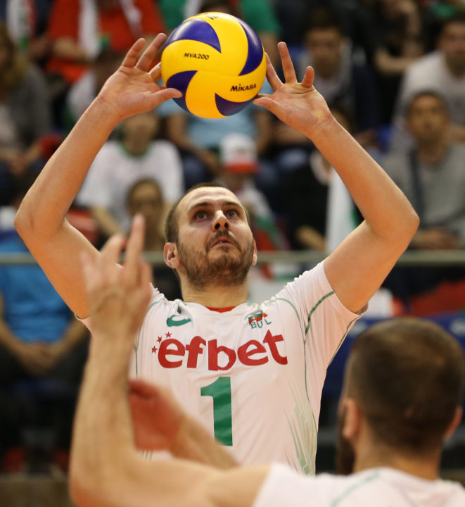 Bulgarian Setter Georgi Bratoev Expects to Return for World Champs