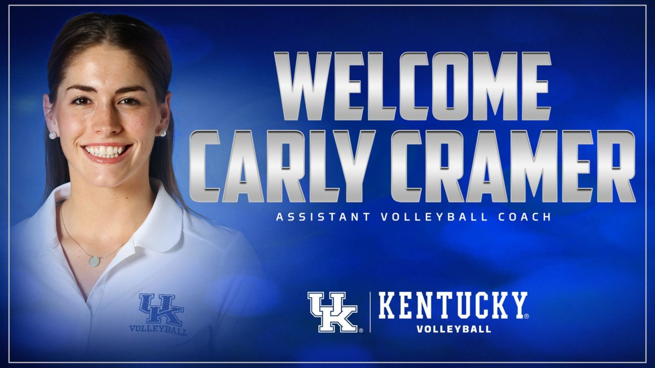 Kentucky Names Carly Cramer as Assistant Coach