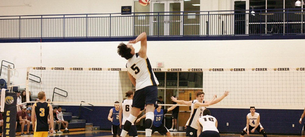 Coker Improves to 4-1, St. Ambrose Upends Quincy; Jan. 22/23 Recap