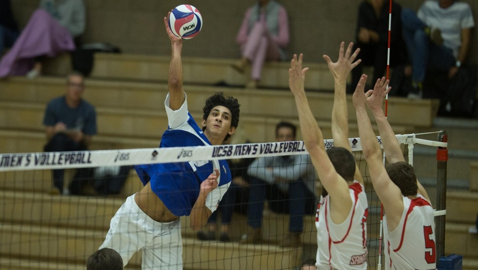 UCSB Rises to the Fringe of the Top 10; VolleyMob Men's Top 20 Power Rankings (Week 4)