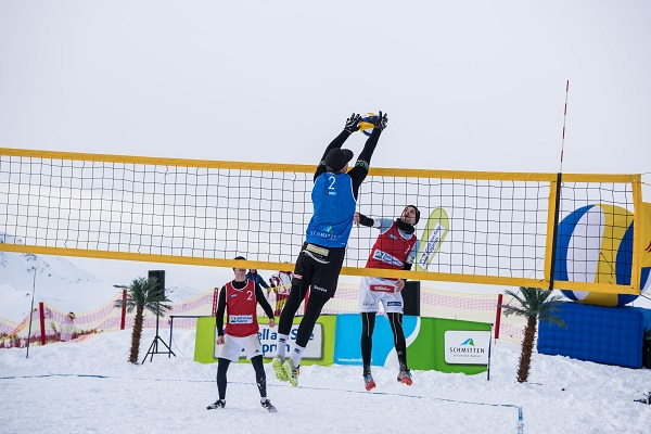 Austria Determines Teams For Snow Volleyball European Championships