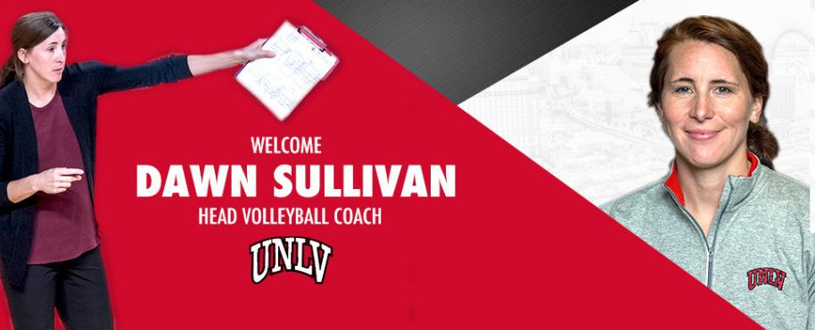 UNLV Hires Iowa State Top Assistant Dawn Sullivan as New Head Coach