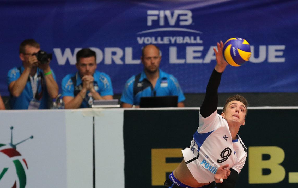 Men's Euro Volleyball League: Czech Republic & Estonia Clinch Challenger Cup Bids