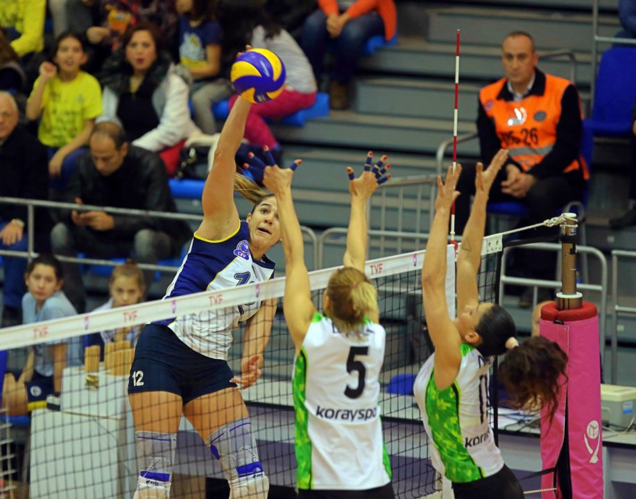 Turkish Women: Fenerbahce Forges Comeback To Win In Five
