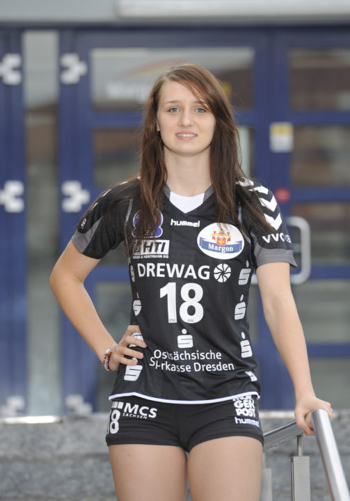 (Pol) KZSO Ostrowiec Signs Magdalena Gryka After A. Rabka's Departure
