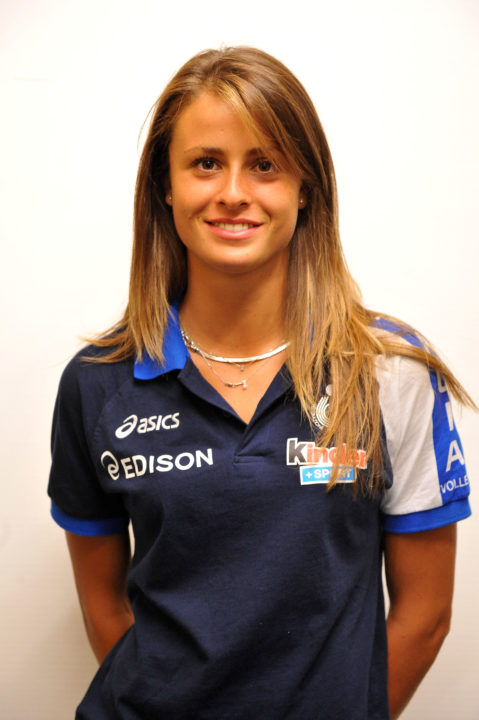 (ITA) Marta Bechis Leaves Firenze for A1's Leader Imoco Conegliano