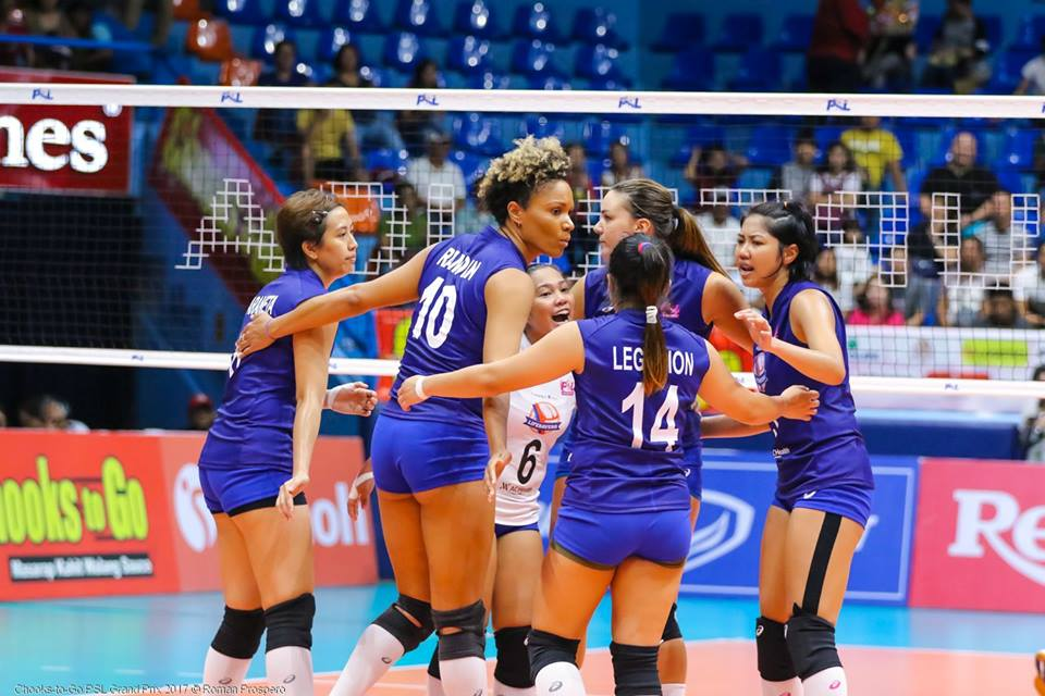 Generika-Ayala Brings In 5 Transfers For Upcoming Grand Prix