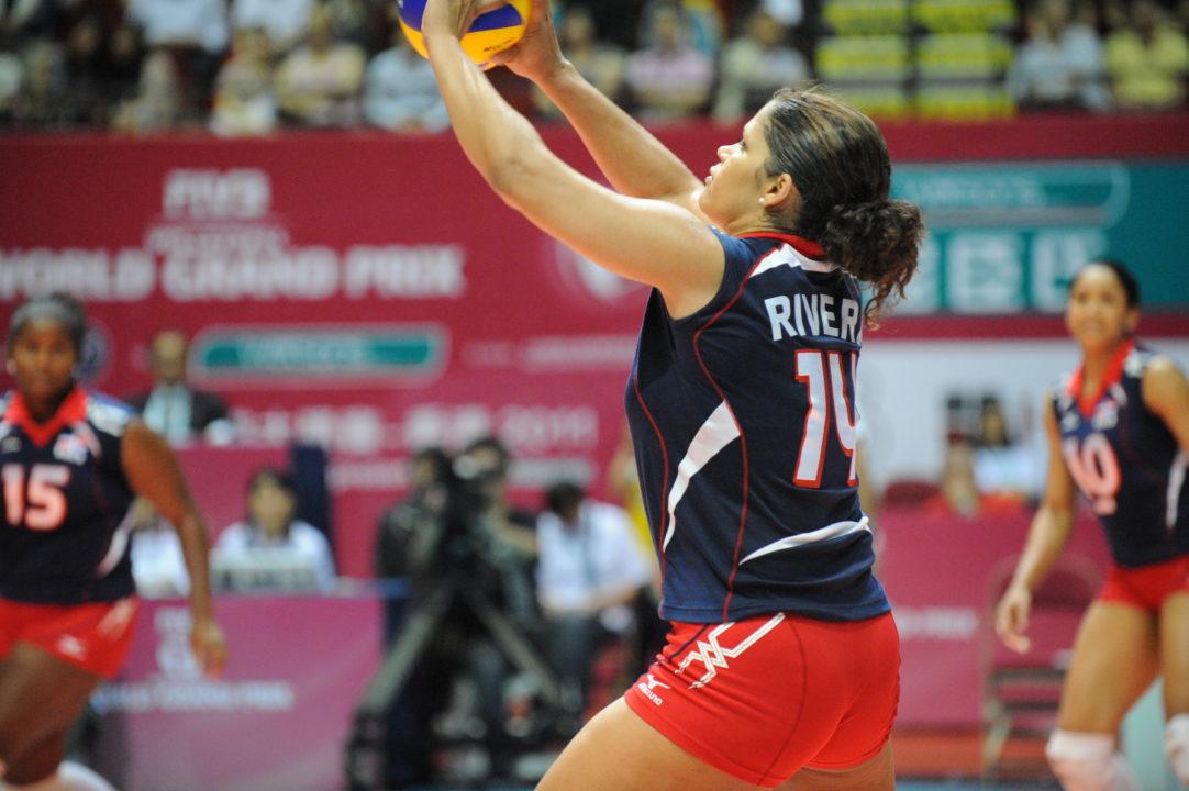 (TUR) Dominican Olympian Signs With Turkey's Sariyer Belediyespor