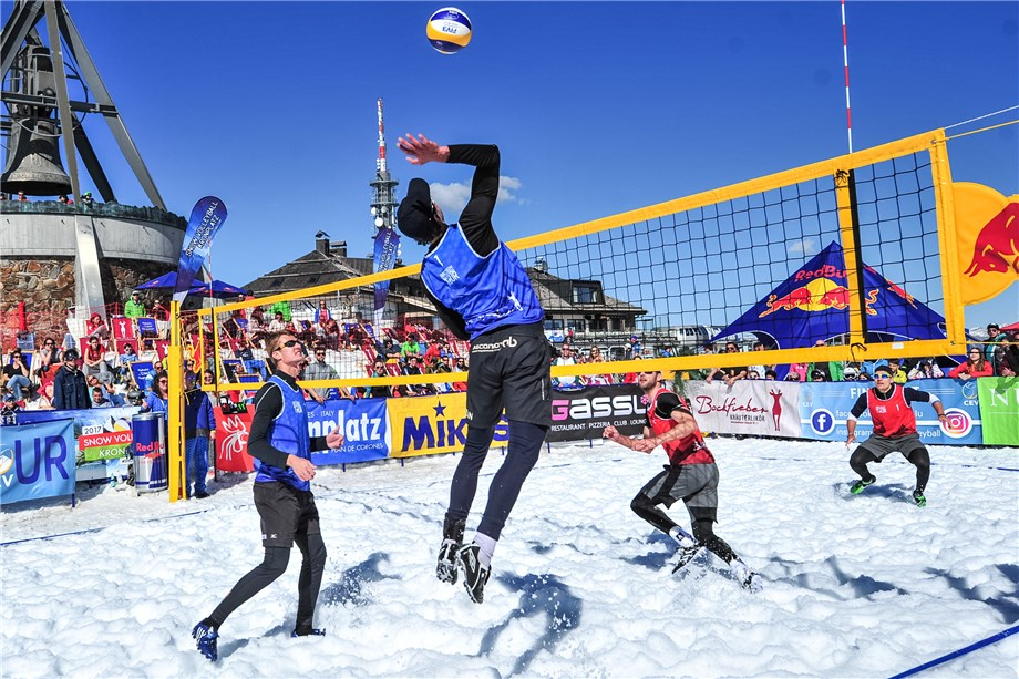 PyeongChang 2018 To Feature Snow Volleyball Night