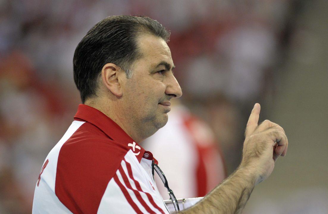 (POL) Coach Mark Lebedew Out, Ferdinando De Giorgi In For Jastrzębski