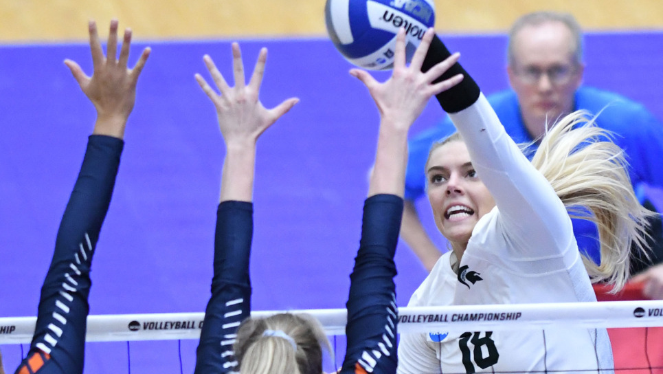 Michigan State HM All-American Holly Tolliver Headed to Regatas Lima in Peru