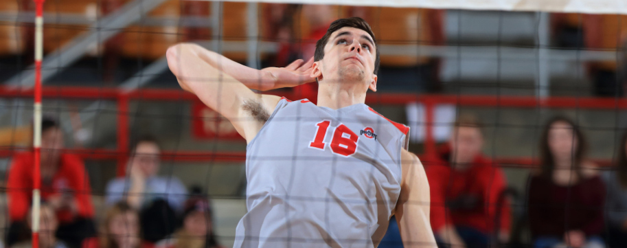 Jake Hanes Leads #7 Ohio State's Potent Offense to Sweep of #13 SFU