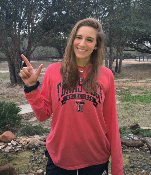 2020 Outside Hitter Mackenzie Morgan Commits to Texas Tech