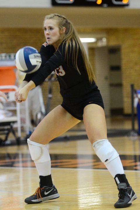 Texas DS Natalie Gilbert Will Not Return in 2018