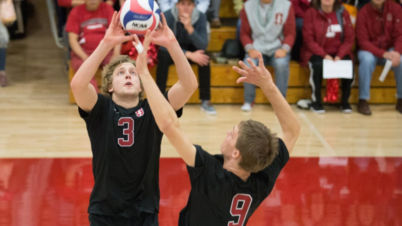 Paul Bischoff Returns From Injury for Stanford