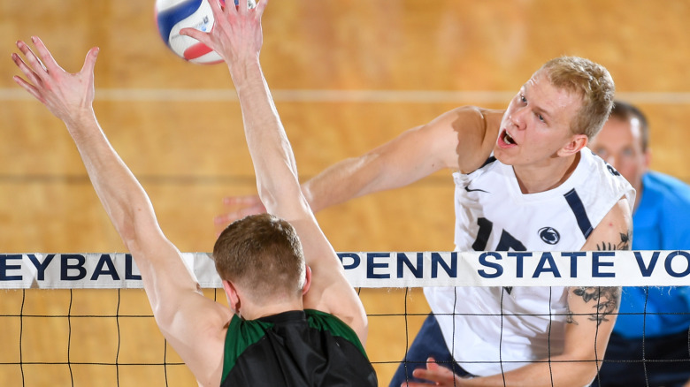 #9 Penn State Uses Comebacks to Fend Off #14 USC in Five-Set Win