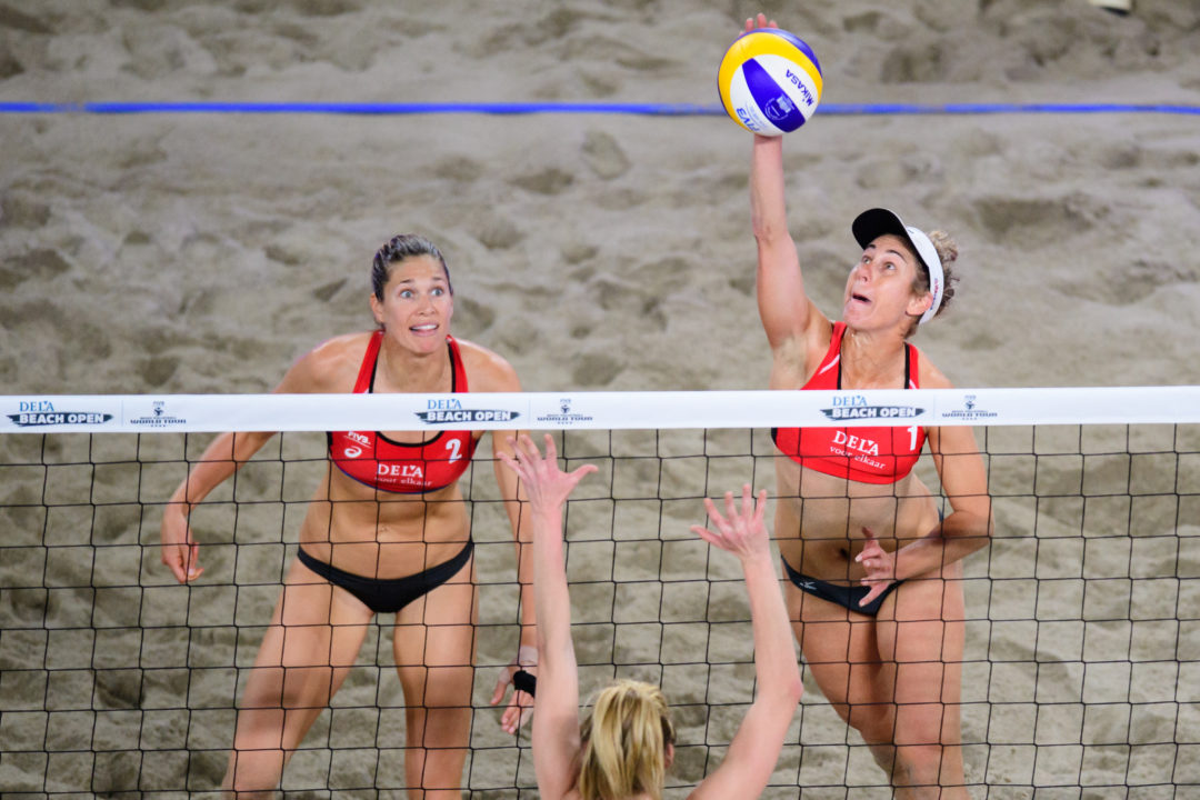 April Ross To Play With Caitlin Ledoux at AVP Seattle, Klineman Rehabs