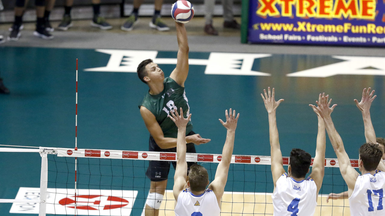 #2 Hawaii Makes Quick Work of #12 Concordia Irvine in Straight Sets