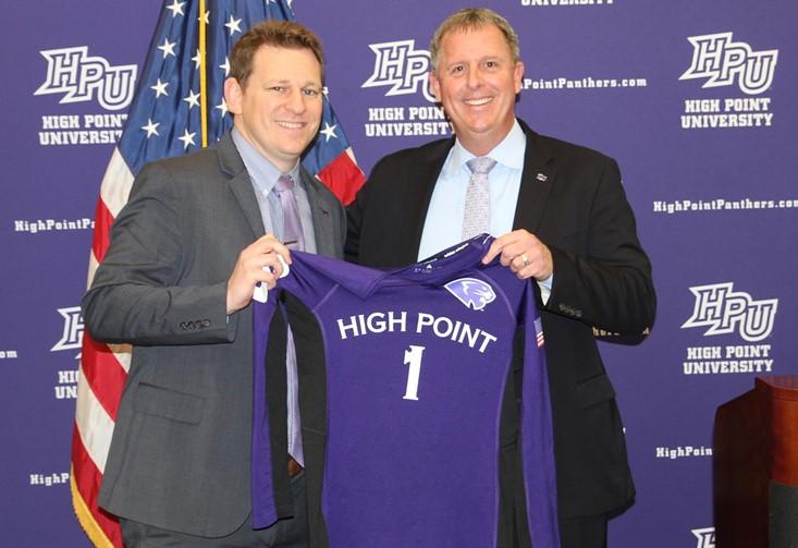 High Point Hires Creighton Assistant Ryan Meek as New Head Coach