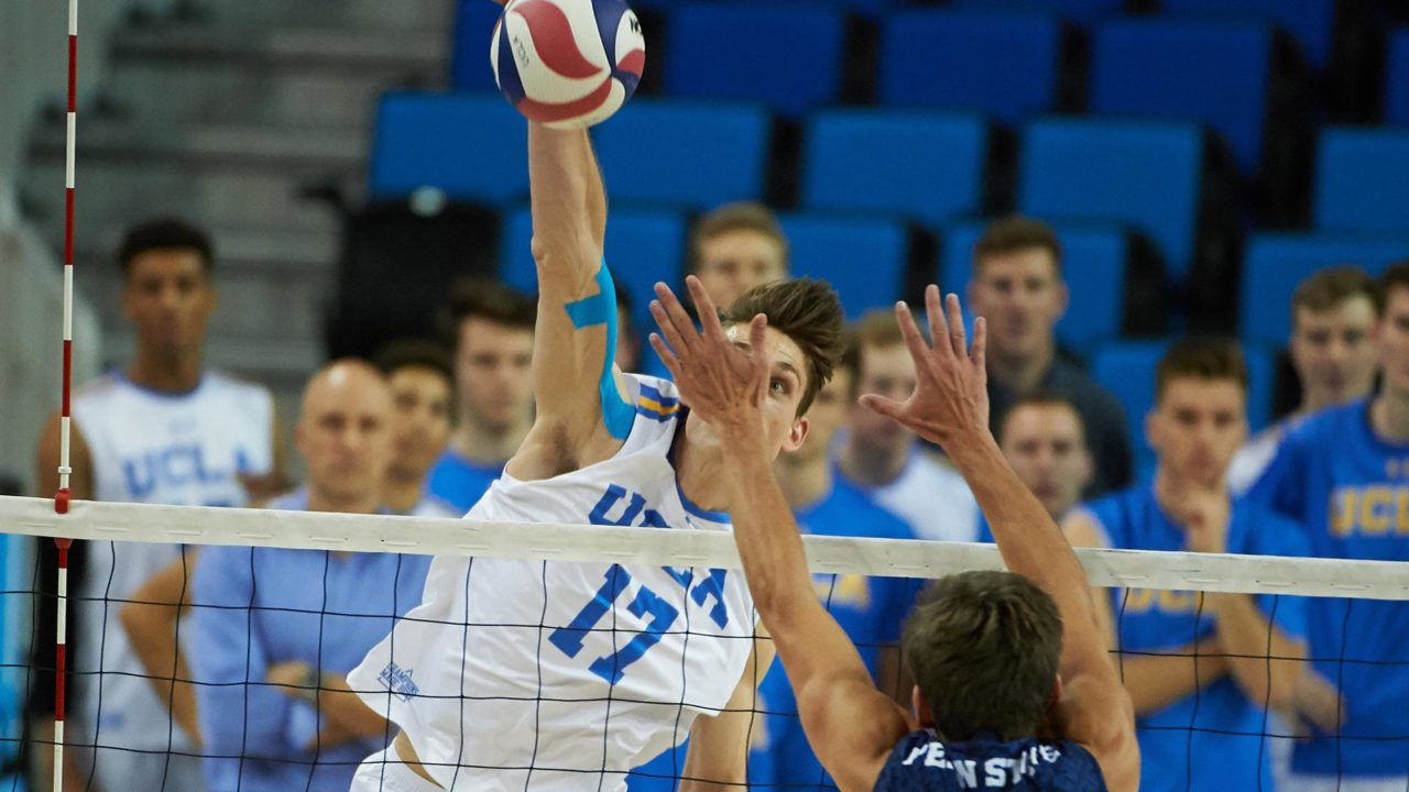 #2 UCLA Gets Revenge, Snaps #5 Hawaii's 26-Home Match Win Streak; Jan. 28 Recap