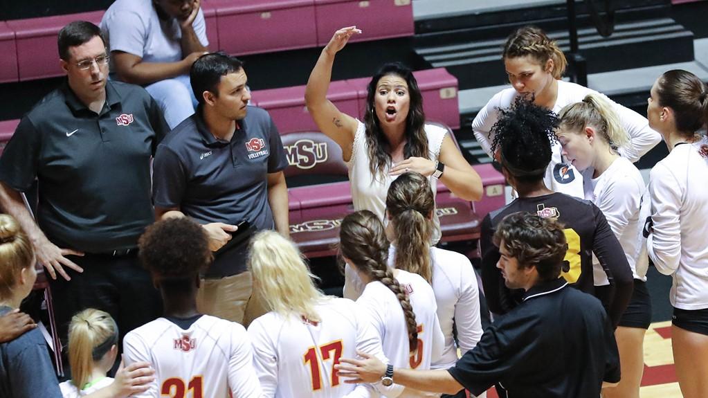 Natalie Burton Steps Down As Midwestern State's Head Coach