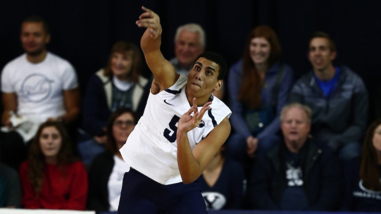Garcia Fernandez Named AVCA Newcomer of Year Among 47 All-Americans