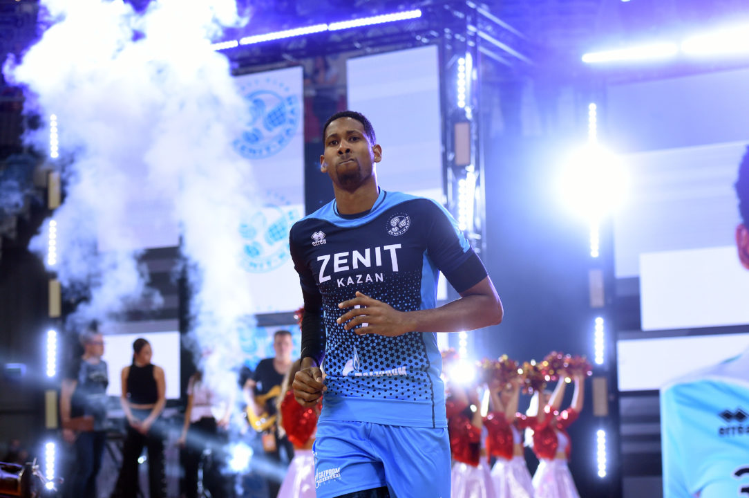 Leon rumoured to have committed to Zenit Kazan for 2 more seasons