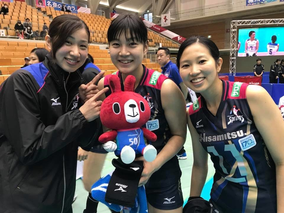 Japan Women: Hisamitsu are Perfect 21-0 in Regular Season