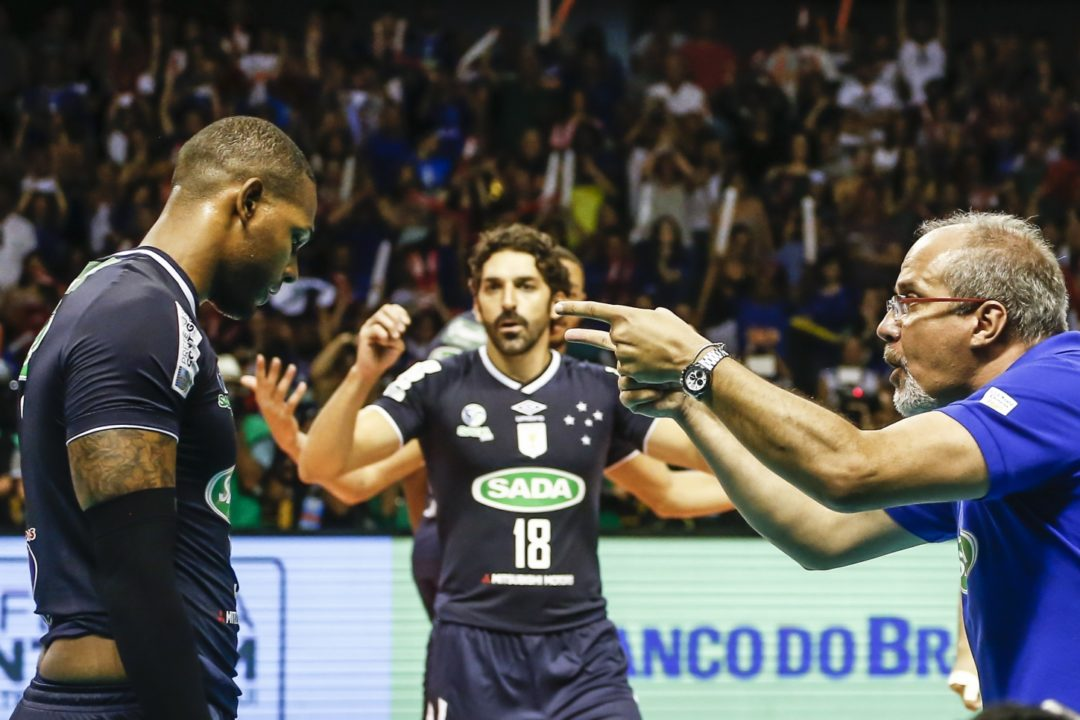 Cruzeiro Fends Off Elimination, Sesi Books Superliga Finals Ticket