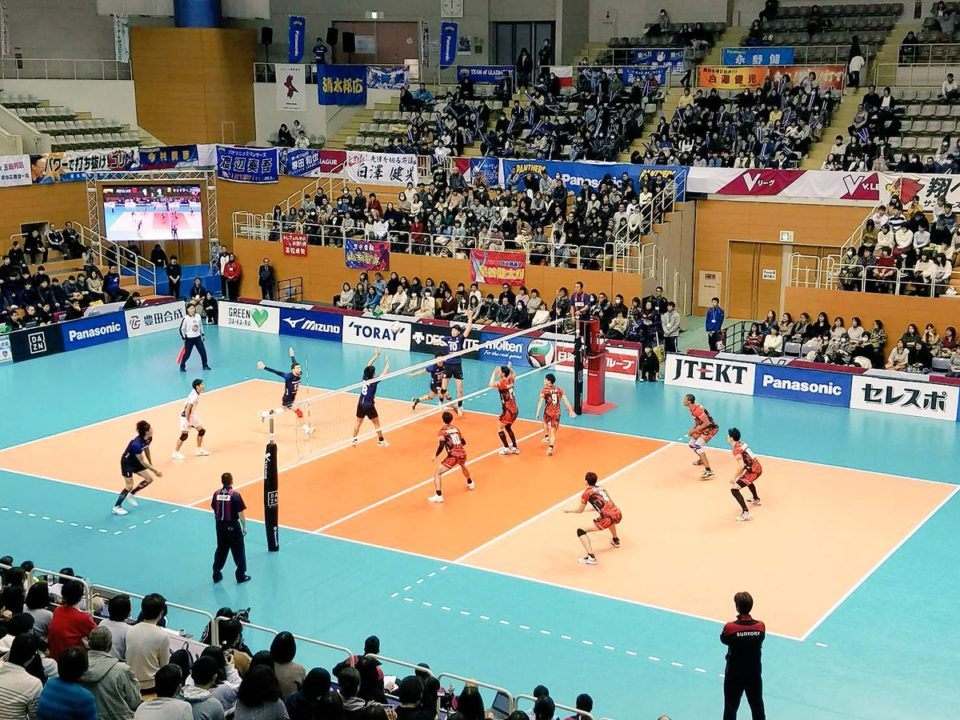 Japan Men: Panasonic 10 Straight Wins, Edgar with 9 aces for JT