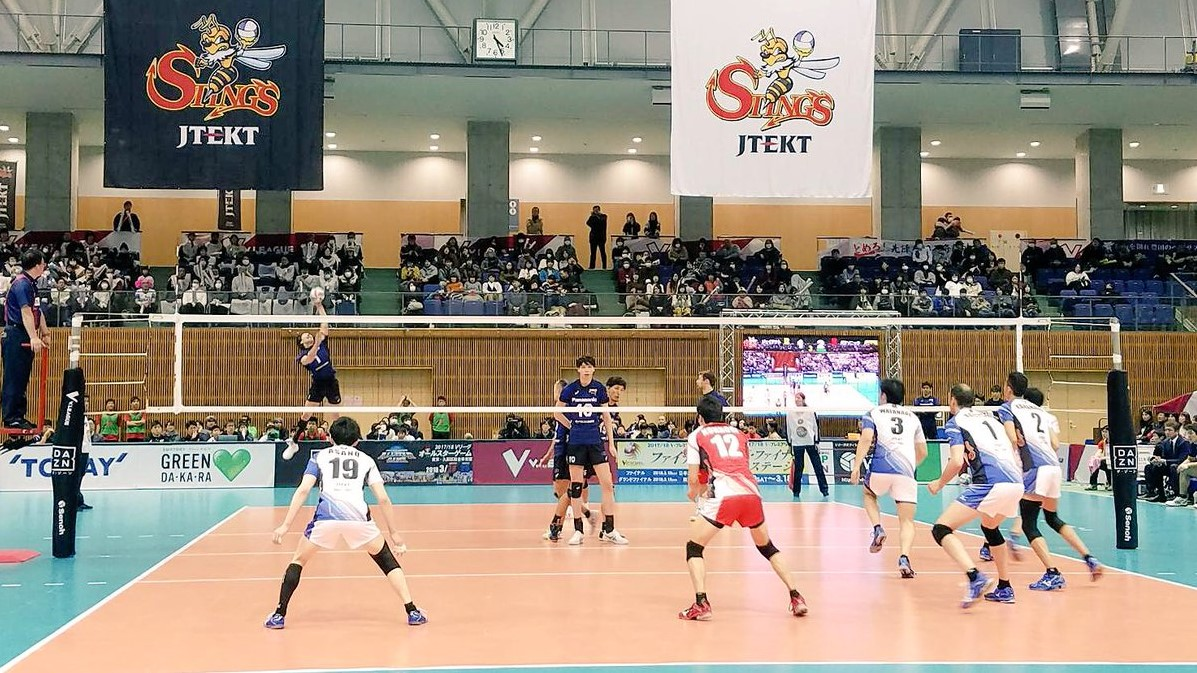 Japan Men: Toray Finish 3rd in Regular Season