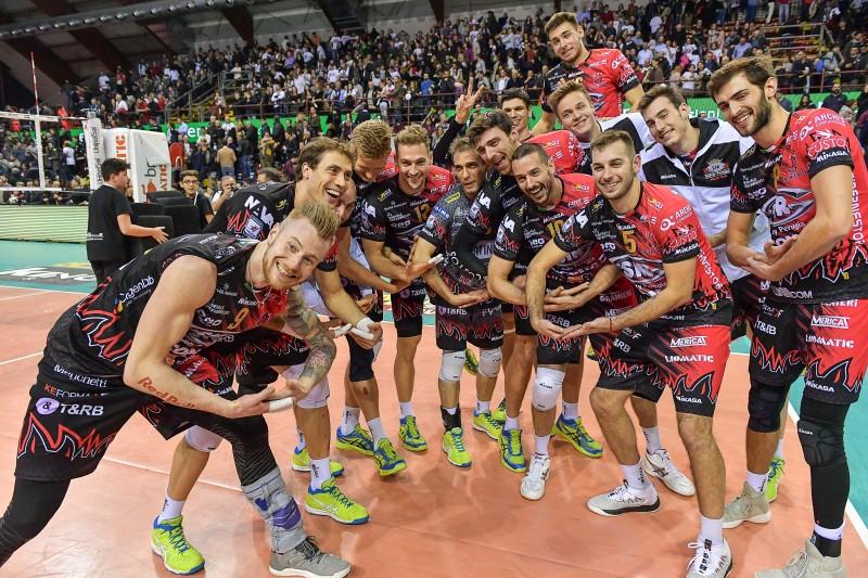 Italian Men: Top Teams Emerge Victorious, Record Broken