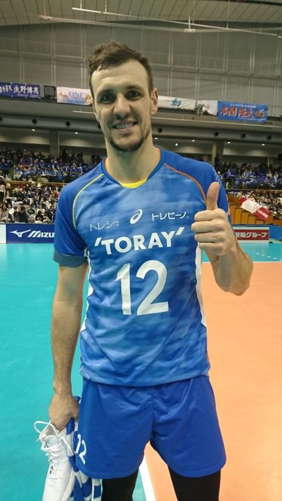 Japan Men: Trefuerza Clinch Second Place