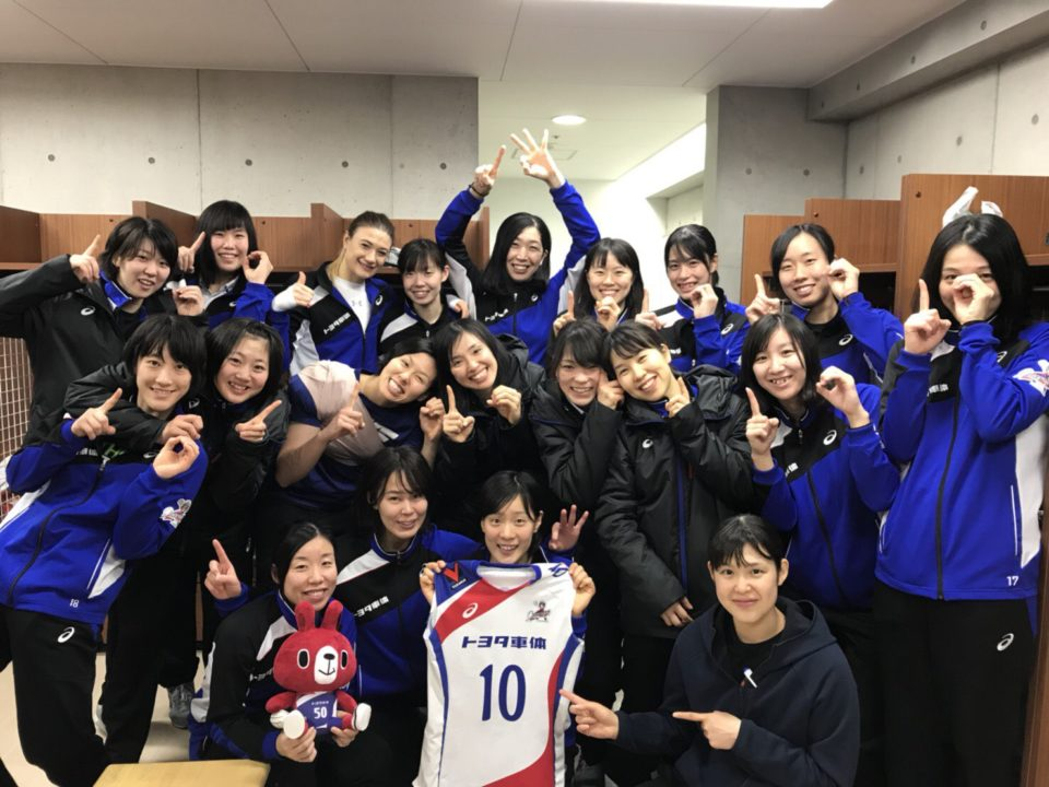 Japan Women: Ageo Stay Alive with Win over NEC