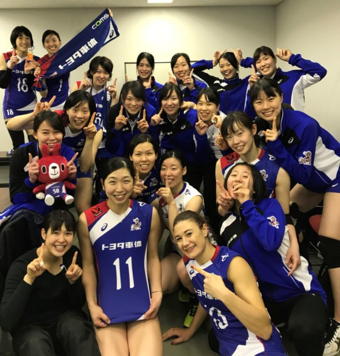 Japan Women: NEC & Toray Clinch with Ageo Loss